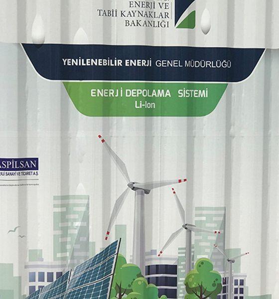 YEGM-Enerji depolama-Li-Ion Batarya