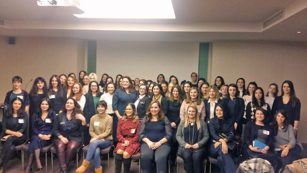 TWRE- RENEWABLE ENERGY-TURKISH WOMEN