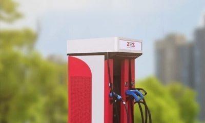 zorlu energy solution 'tan en hızlı şarj istasyonu