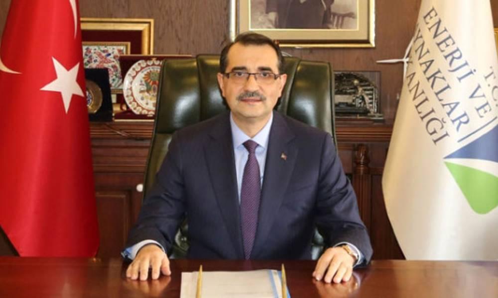 Bakan Dönmez: bu yıl içerisinde yatırım hedefimiz 612 milyon lira